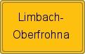 Wappen Limbach-Oberfrohna
