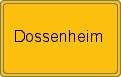 Wappen Dossenheim