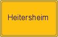 Wappen Heitersheim