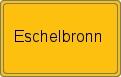 Wappen Eschelbronn