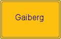 Wappen Gaiberg