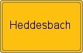 Wappen Heddesbach