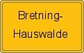 Wappen Bretning-Hauswalde