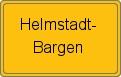 Wappen Helmstadt-Bargen