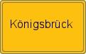 Wappen Königsbrück