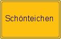 Wappen Schönteichen