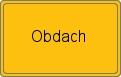 Wappen Obdach