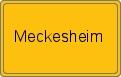 Wappen Meckesheim