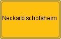 Wappen Neckarbischofsheim