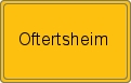 Wappen Oftertsheim