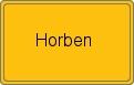 Wappen Horben