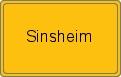 Wappen Sinsheim