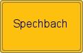 Wappen Spechbach