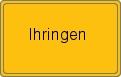 Wappen Ihringen