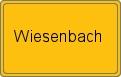 Wappen Wiesenbach