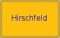 Wappen Hirschfeld