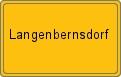 Wappen Langenbernsdorf