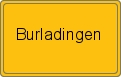 Wappen Burladingen