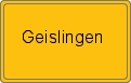 Wappen Geislingen