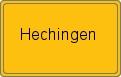 Wappen Hechingen