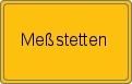 Wappen Meßstetten