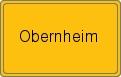 Wappen Obernheim