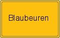 Wappen Blaubeuren