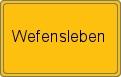 Wappen Wefensleben