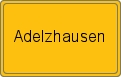 Wappen Adelzhausen
