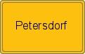 Wappen Petersdorf
