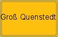 Wappen Groß Quenstedt