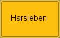 Wappen Harsleben