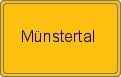 Wappen Münstertal