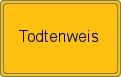 Wappen Todtenweis