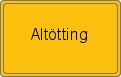 Wappen Altötting