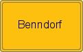 Wappen Benndorf