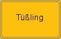 Wappen Tüßling