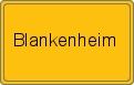 Wappen Blankenheim