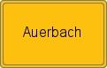 Wappen Auerbach