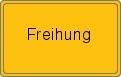 Wappen Freihung