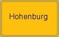 Wappen Hohenburg