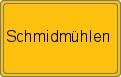 Wappen Schmidmühlen