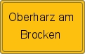 Wappen Oberharz am Brocken