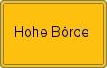 Wappen Hohe Börde