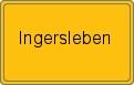 Wappen Ingersleben