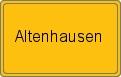 Wappen Altenhausen