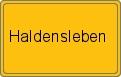 Wappen Haldensleben