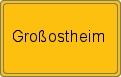 Wappen Großostheim