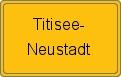 Wappen Titisee-Neustadt