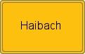 Wappen Haibach
